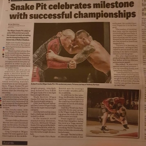 The Snakepit Celebrates 70 Years with Successful World Championships